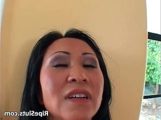 asian   mature   older