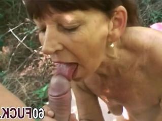 fuck  mature  outdoor
