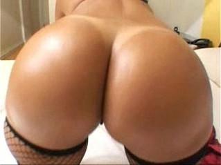 ass  beautiful  black woman