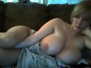 blonde  huge tits  natural tits