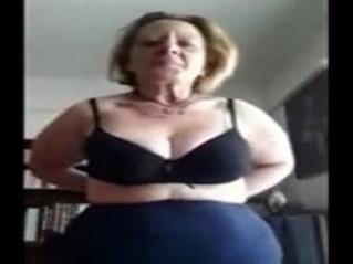 cunt  fat  grandma
