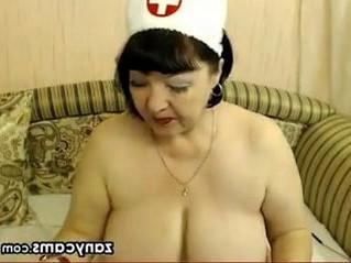 grandma  naughty  nurse