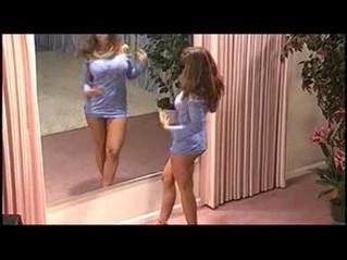 huge tits  striptease