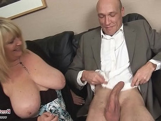 big tits  boss  fuck