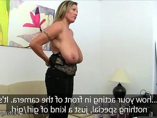 agent  huge tits  tits