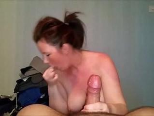 milf  redhead  woman