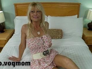 blonde  cock  cougar