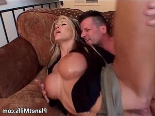 blonde  boobs  busty