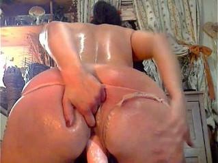 big ass  cowgirls  dildo