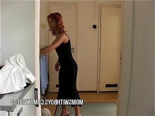 cougar   seduction   stepmom