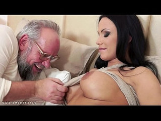 busty   fuck   old man